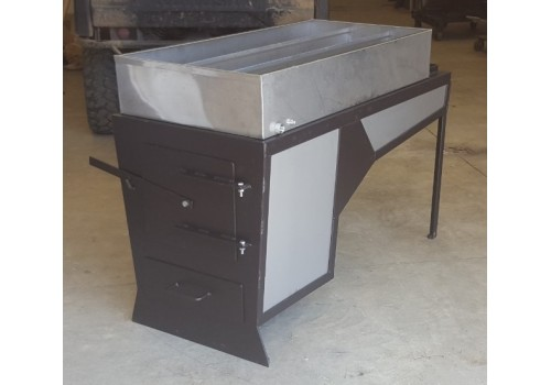 2'x4' Evaporator