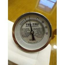 Tel-Tru Maple Thermometer 0-50