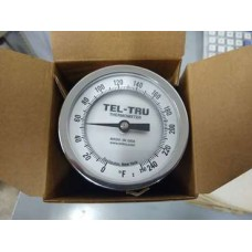 Tel-Tru Thermometer 0-250